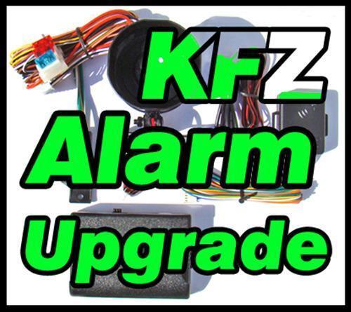 Upgrade alarma 2 sensores Opel Meriva 2003-2010