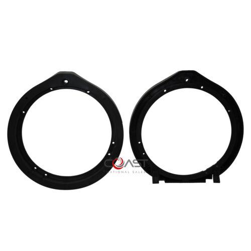"Car Door Speaker 6.5/"" or 6.75/"" Adapter Plates for select Honda Acura HSB524"