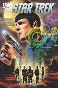 Star-Trek-33-Unread-New-Near-Mint-Image-2011-Series-30
