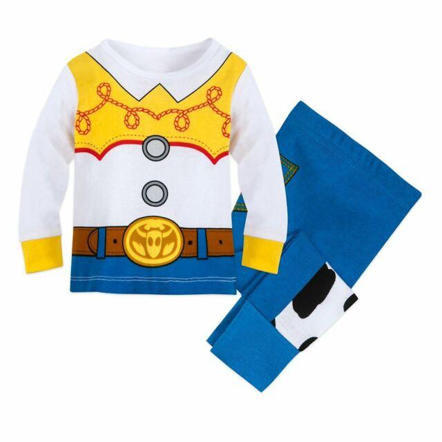 Infant Toddler Boys Disney Cars COTTON Pajamas Set Size 9 12 18 Months NWT FAST!