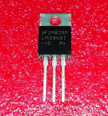 5PCS Low Dropout Regulator IC TO-220 LM2940T-12.0 LM2940T-12.0//NOPB LM2940T-12