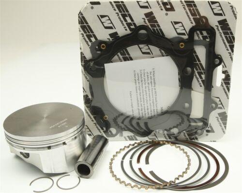 8.7:1 Honda XR650L 1993-2016 Wiseco Top End Kit Standard Bore 100.00mm