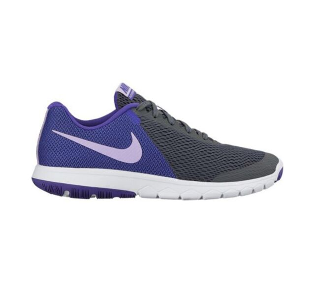c49e7f065c008a Nike Flex Experience RN 5 Womens 844729-006 Grey Purple Running Shoes Size 8
