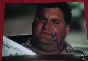 Details about ARTIE LANGE SIGNED DIRTY WORK DRIVING STILL 8X10 PHOTO  AUTOGRAPH COA STERN