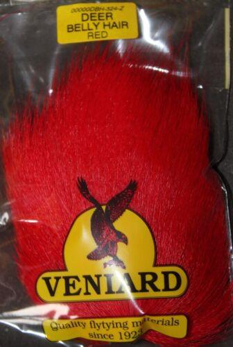 Fly Tying Veniard Deer Belly Hair K2