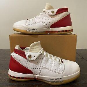 Air-Jordan-16-OG-Low-Varsity-Red-Size-8-Retro-1-2-3-4-5-6-7-8-9-10-11-13-Nike