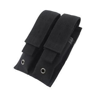 Tactical-Molle-Double-Magazine-Pouch-Holster-Pistol-Mag-Holder-for-Hunting