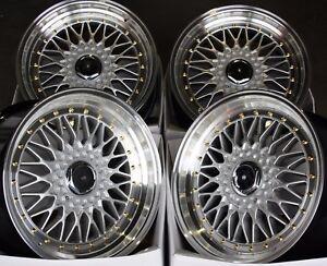 Cerchi-in-Lega-X4-17-034-Spl-7-5j-Dare-Rs-Si-Adatta-di-Audi-A4-A5-A6-A7-A8-Q3-Q5
