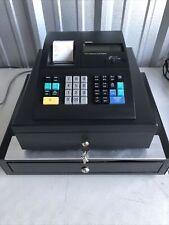 Royal 210dx Cash Register With Cash Drawer Below Bundled With All Keys Manual