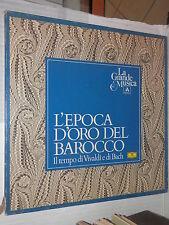 L'EPOCA D ORO DEL BAROCCO Il tempo di Vivaldi e di Bach Carlo Bologna Mondadori