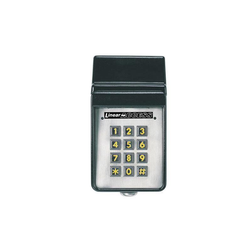Linear ACP00878 MDKP Exterior Wireless Keypad (318 MHz)