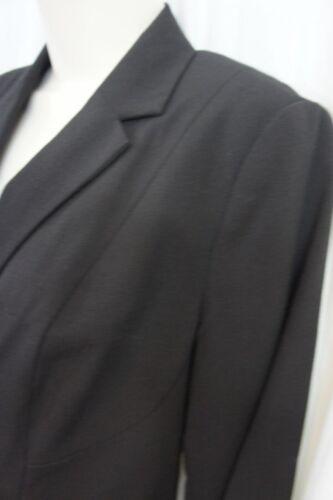 Giacca giacca nera toppa lavoro a da a bottoni con piegati 7xrn7Pq