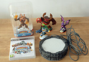 Skylanders-Giants-Starter-Pack-for-Play-Station-COMPLETE-plus-SWARM