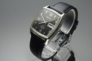 Vintage-1969-JAPAN-SEIKO-LORD-MATIC-WEEKDATER-5606-5000-23Jewels-Automatic