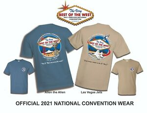 T-Shirt - Authentic 2021 IPMS/USA National Convention
