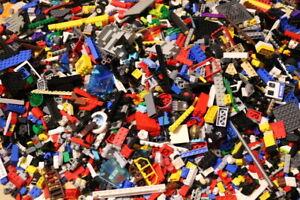 1-Kg-Lego-Steine-Platten-Raeder-Sondersteine-Kiloware-Gemischt-ca-700-Teile