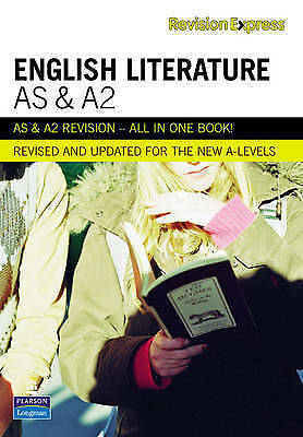 1 of 1 - Revision Express AS and A2 English Literature (Direct to learner Secondary), Gar