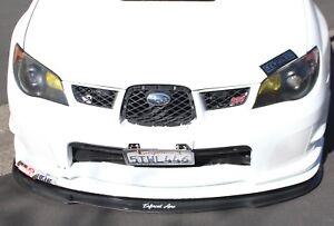 2006-2007-Subaru-WRX-amp-STI-Front-lip-Splitter-APR-Support-Rods-Not-Included