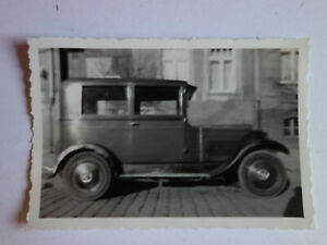 Foto-6-x-9-1930er-Jahre-Auto-Automobil-Opel