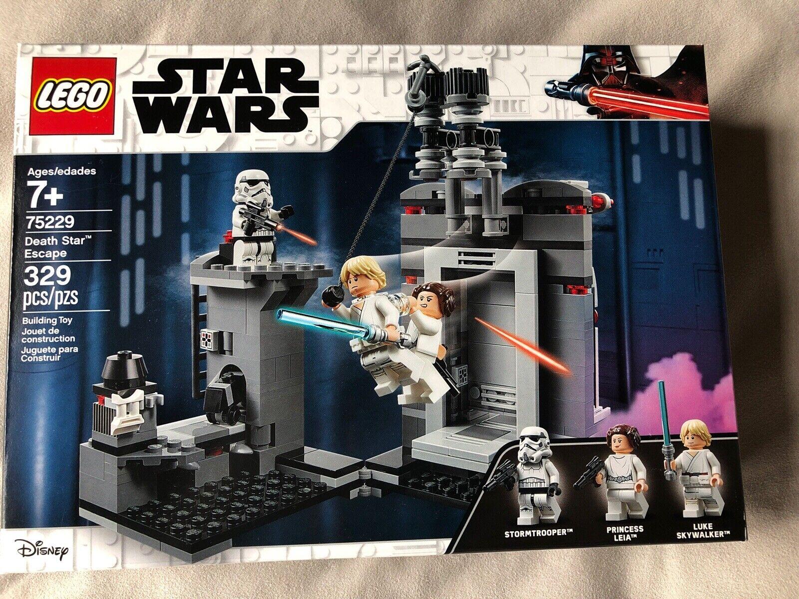 Lego Star Wars DEATH STAR ESCAPE 329 pcs 75229