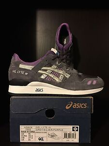 solebox asics gel lyte iii