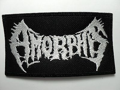 AMORPHIS EMBROIDERED PATCH