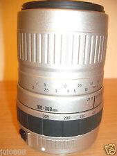 Sigma 100-300mm ~ 1:4. 5-6.7 UC obiettivo zoom con tappo anteriore (27my12)