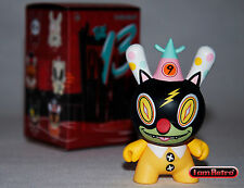 "Jinx - The 13 Dunny Series by Brandt Peters x Kidrobot 3"" Figure Mint New in Box"