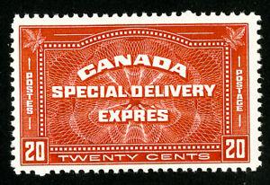 Canada-Stamps-E4-Jumbo-OG-NH-Scott-Value-125-00