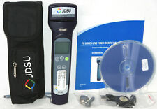 Jdsu Fi 60 Live Fiber Identifieroptical Power Meter