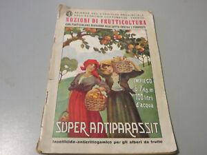Basics Of Fruit Growing Grappling Chanda The Parasites 1936 - Teaching Agrario