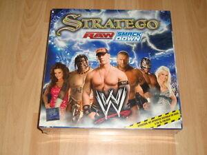 Stratego Wwe Raw Smackdown Juego De Mesa De Diset Ref 80512 Nuevo