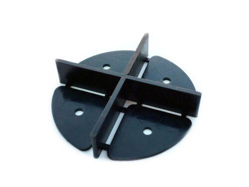 2mm Fugenkreuze 20 Stück Terrassenplatten Bodenplatten Fliesenkreuze 2mm Abstand