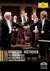 Beethoven: The Piano Concertos [DVD Video] (DVD, Nov-2007, Deutsche Grammophon)