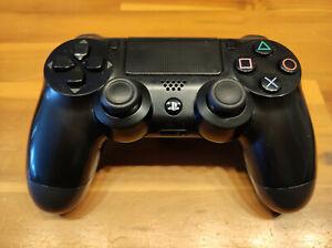 ORIG. Sony PLAYSTATION 4 controller ► NERO ps4 DUALSHOCK ◄ buono stato