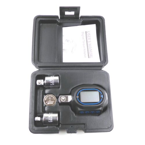 Digital Drehmomentschlüssel Adapter 1,3 cm Drehfassung 1cm 0.6cm 40-200Nm