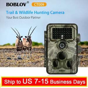 BOBLOV-1080P-16MP-Trail-Wildlife-Game-Camera-Motion-Activate-Hunting-Farm-Camera