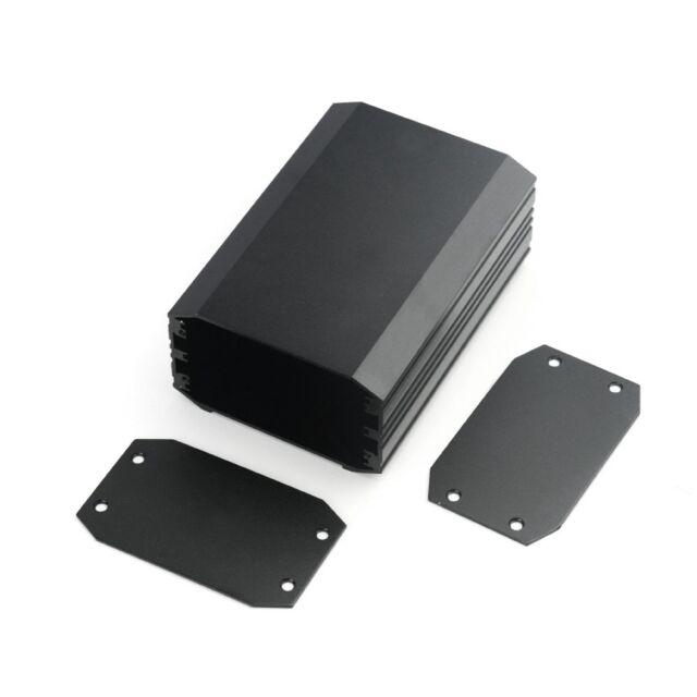 "Aluminum Project Box Enclosure Case Electronic DIY - 3.93""*2.75""*1.66"" (L*W*H)"
