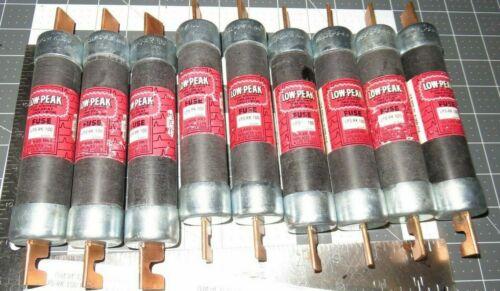 A6D-R LPS-RK LLS-RK LES-RK ATS-DE 1//2 THREW 200 Amp Low-Peak Fuse 600VAC