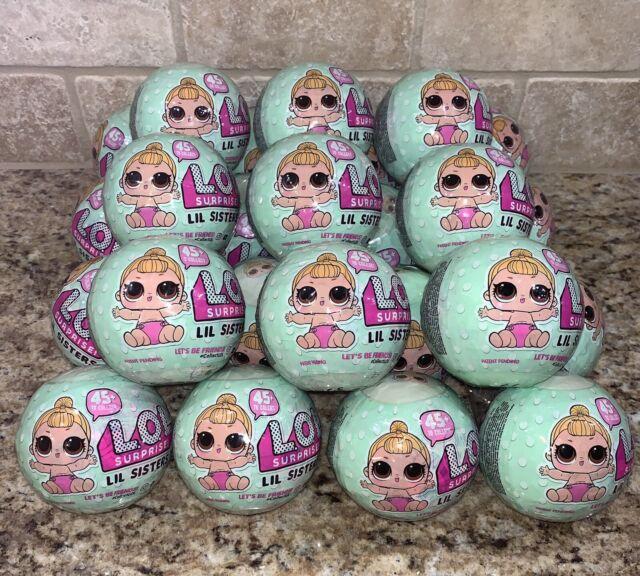 LOL Surprise Ball Series 1 Wave 2 BIG SISTER/'S Doll Mermaid Package