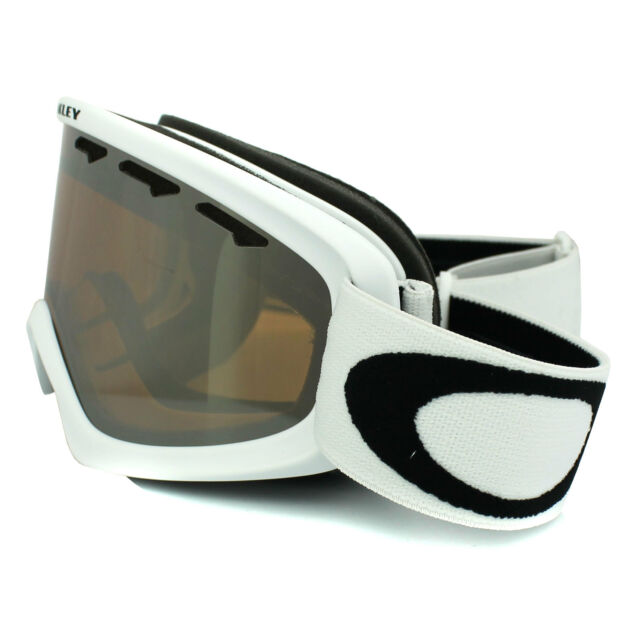 76613334ffc Oakley Ski Snow Goggles 02 XS 59-094 Matte White Black Iridium for ...