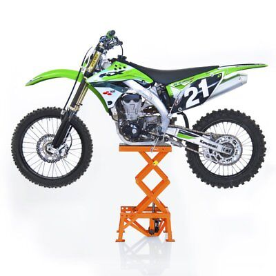 ConStands Mx Bike Lift Motocross//Supermoto//Enduro orange