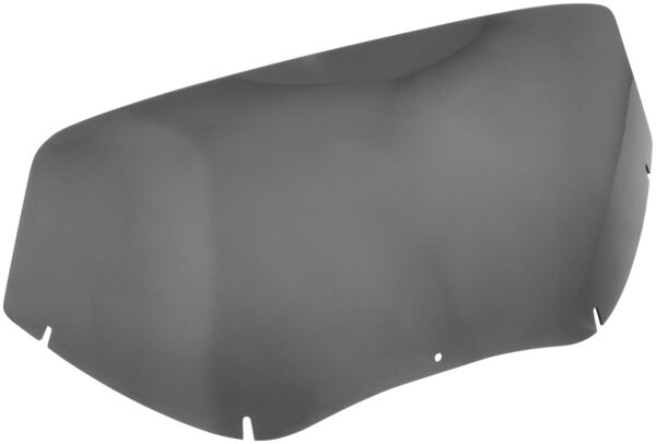 "Wind Vest 4/"" Dark Smoke Windscreen  61-4040"