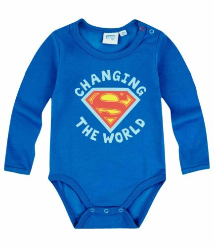 Superbaby super Baby Body Langarmbody Größe 68 92 Changing the world 86