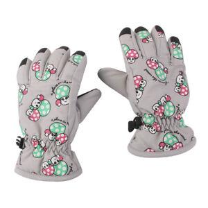a3666177ed1d 2-4 Yrs Kids Waterproof Ski Gloves Snow Snowboard Winter Warm ...