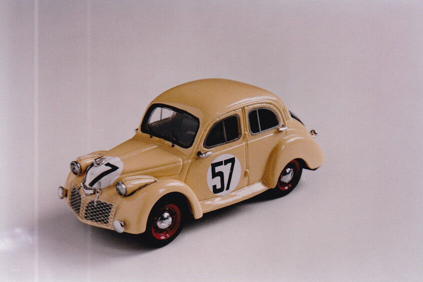 Kit for Miniature Auto Auto Auto Ccc  Panhard Dyna X86 le Mans 1950 No. 57 Reference 146 896a85