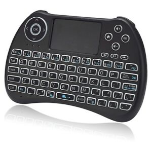 a94915a38a9 Image is loading Adesso-SlimTouch-4040-Wireless-Illuminated-Keyboard -with-Built-