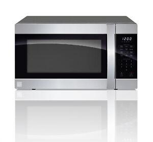 Kenmore Elite 2 2 Cu Ft Countertop Microwave Oven