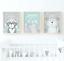 Woodland-Animals-Nursery-Prints-Woodland-Animal-Prints-Yellow-And-Grey-Nursery thumbnail 6