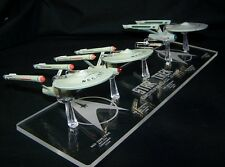 acrylic replacement display base for Eaglemoss Star Trek Constitution Class ship